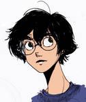 Harry Potter Doodle
