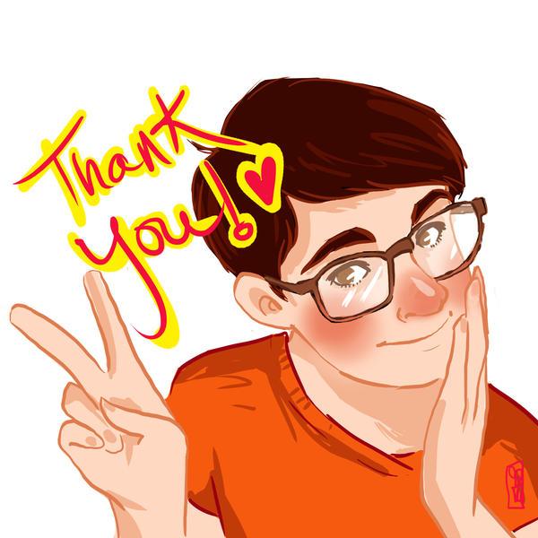Thank You! by KennedyxxJames