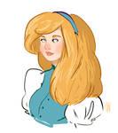 Miss Alice - Redraw