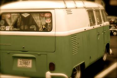 Volkswagen Van by TreasuredLife