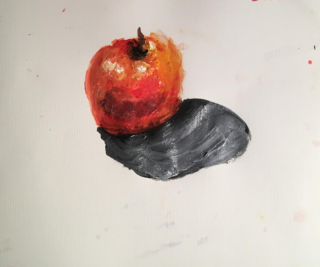 apple painting version2 by elithewriter on deviantart