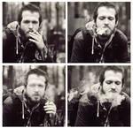 smoking by isidasontz
