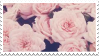 flower stamp by aestheticstamps