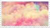 cloud stamp by aestheticstamps