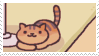 neko atsume stamp 9 by aestheticstamps