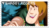 shaggy rogers stamp 1 by aestheticstamps