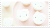 hello kitty stamp by aestheticstamps