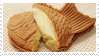 Taiyaki Stamp by aestheticstamps