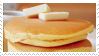 Pancakes Stamp by aestheticstamps