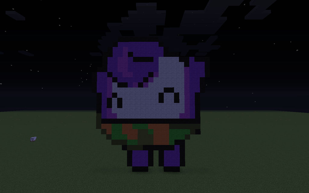 SirBaki in Minecraft