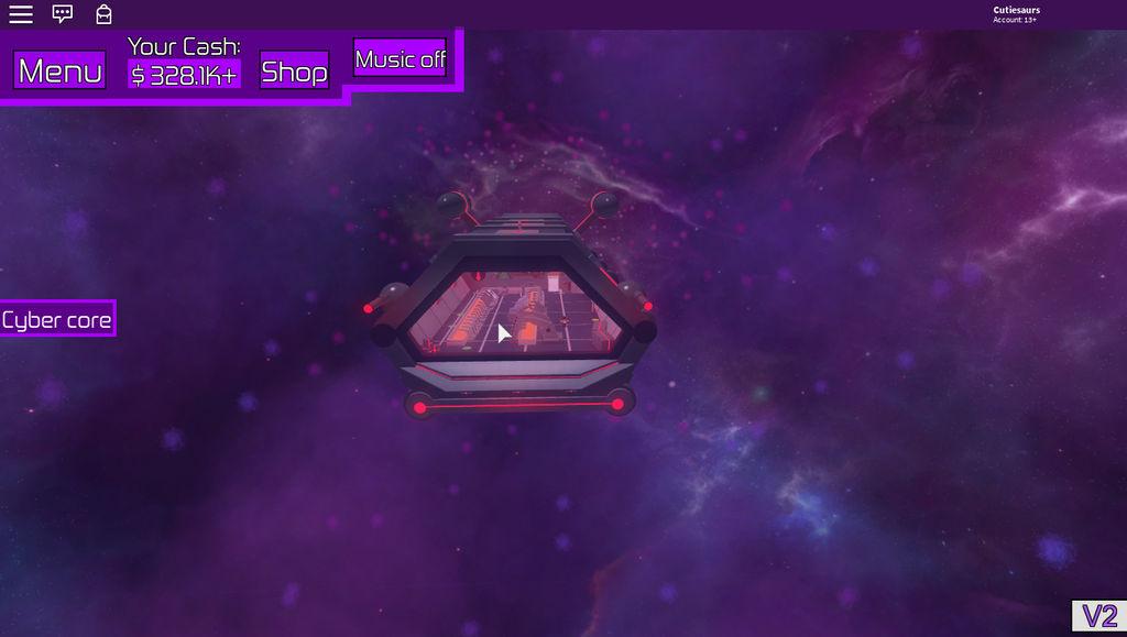 Spaceship Roblox