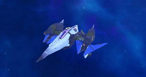 The Arwing shredder by Cutiesaurs