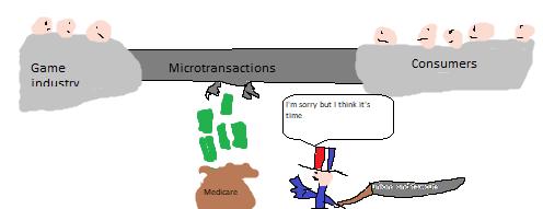 A political cartoon by Cutiesaurs