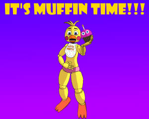 Toy Chica Muffin Time!