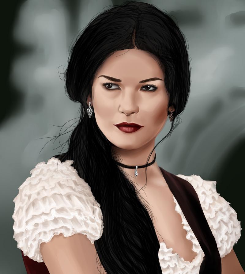 Catherine by Evanlyn