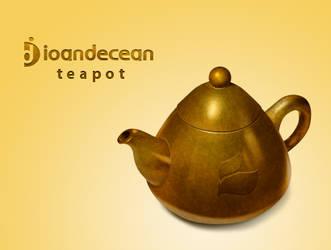 Teapot icon - free psd by nelutuinfo