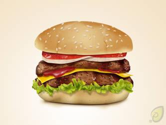 Hamburger Icon Free PSD by nelutuinfo