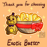 Exotic Butter