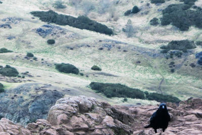 Arthur's Seat, Edinburgh by fables1111