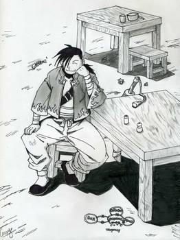 Lin from Fullmetal Alchemist