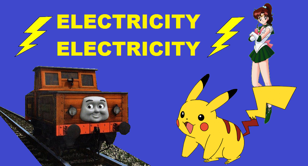 Electricity Electricity By Pikachu Train On Deviantart