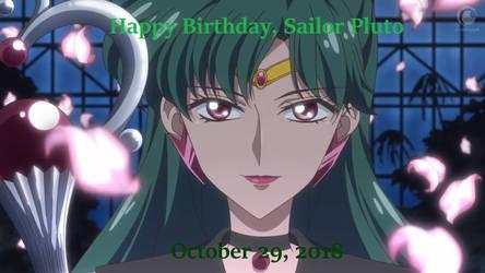 Happy Birthday, Sailor Pluto! by Pikachu-Train