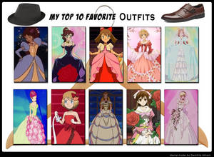My Top 10 Favorite Outfits [Dresses]