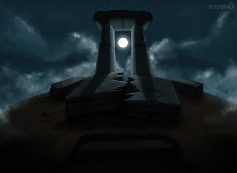 The Stone Table by XLordAndyX