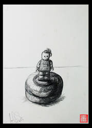 2 Objects Drawing