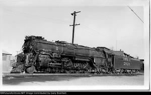 ATSF 2900 Class #2929 by edjack14