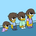 Baby Skinner Siblings