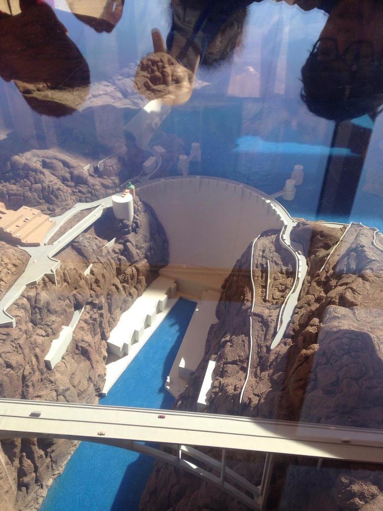 Hoover dam  by CosmicCookies3
