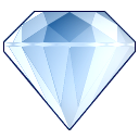 Diamond Crush Dock Icon by xande06