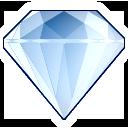 Diamond Crush Dock Icon by xande06