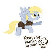 ATG Mock War Day 1: Derpy in reactive armor by MadderMike