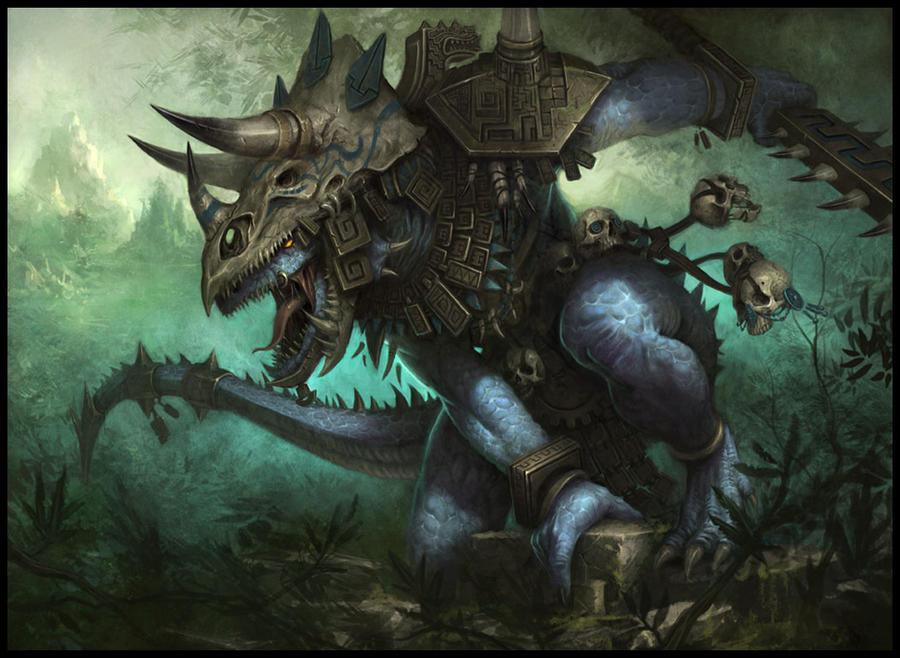 Tzekel'Khan, guerrero primal Temple_Guard_by_daarken