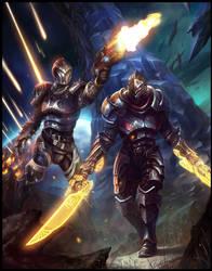 Mass Effect 3 and Kingdoms of Amalur Promo