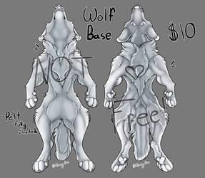 P2U Wolf Base
