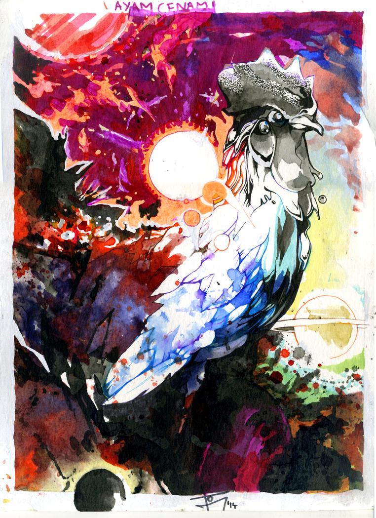 Ayam Cenami by tomaslalala