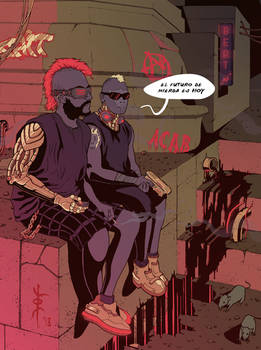 Cyberpunk Commission