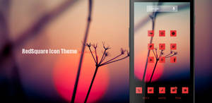 RedSquare Android Icon Theme