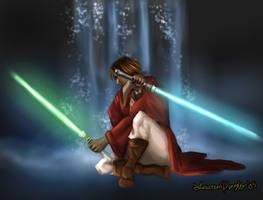 Jedi by kastria
