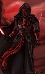 Lord Revan by kastria