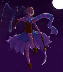 moonlight by LedZaid