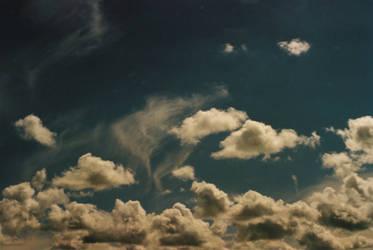 Clouds by Mojojojoe
