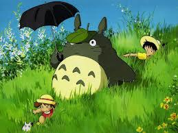 Totoro by Eaglefeather55555