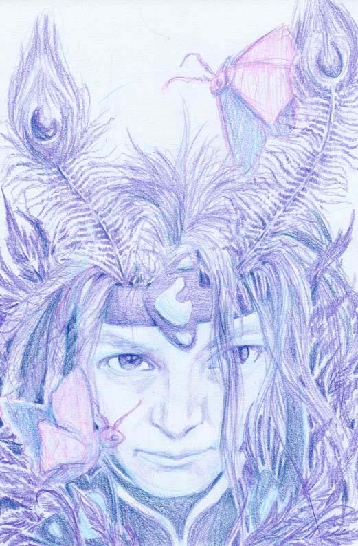 Deathportrait by brock-art