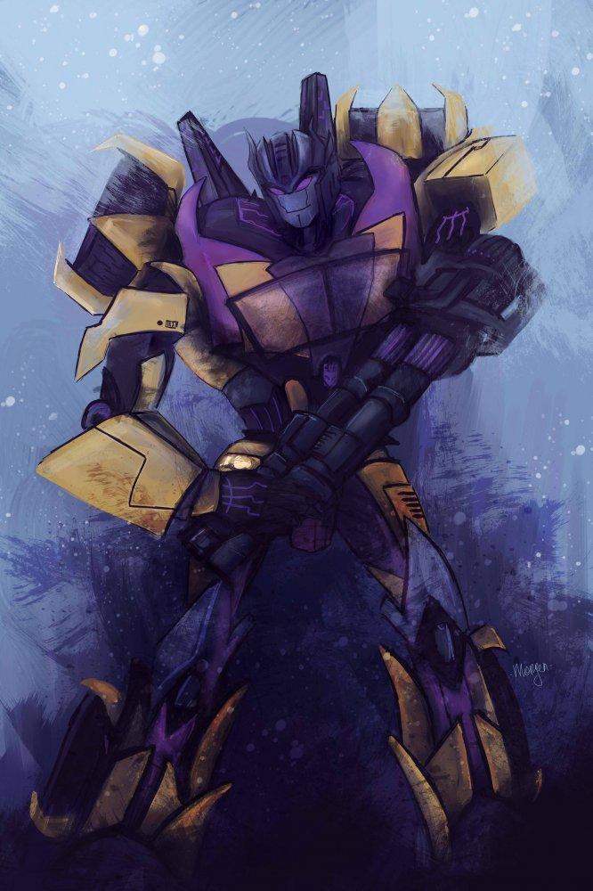 [Pro Art et Fan Art] Artistes à découvrir: Séries Animé Transformers, Films Transformers et non TF - Page 5 Tfp_swindle_by_morgen_von_shiffer-d4clhqh