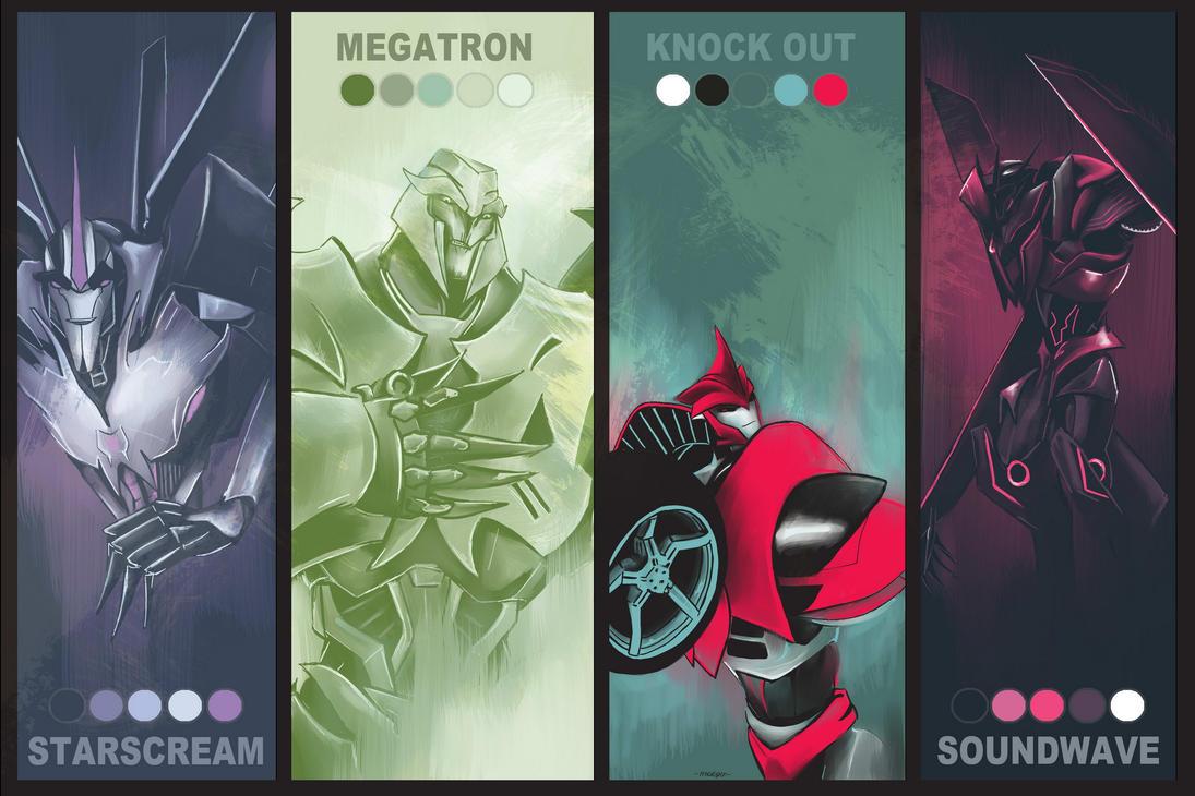[Pro Art et Fan Art] Artistes à découvrir: Séries Animé Transformers, Films Transformers et non TF - Page 5 Color_meme_part1_by_morgen_von_shiffer-d4dfhn3