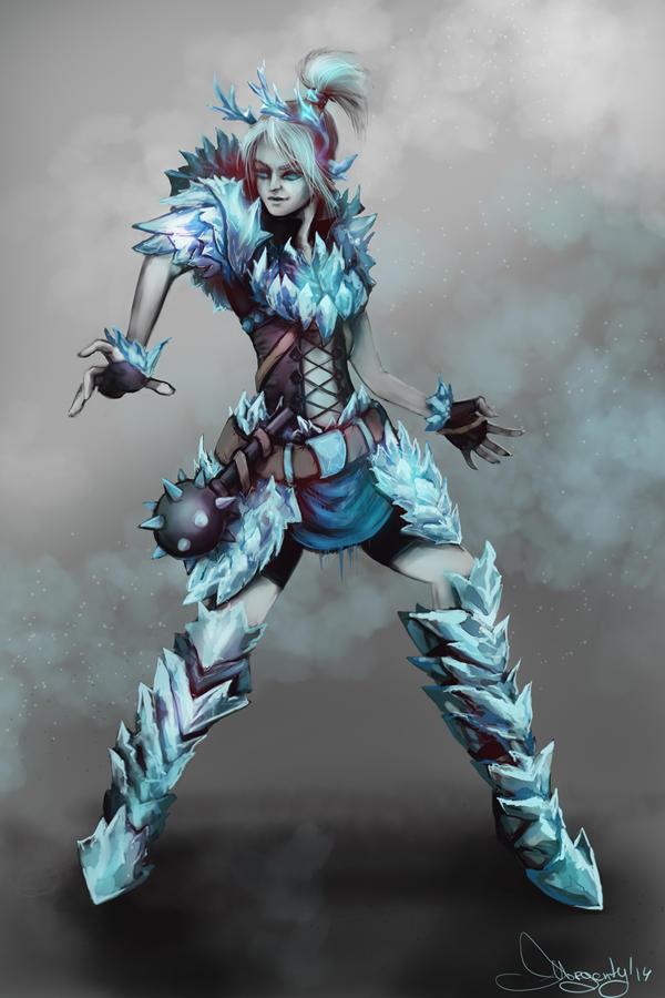 Rodavegda human-form by morgenty
